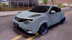 Nissan Juke Nismo RS 2014 Rocket BOUNNY Custom pour GTA San Andreas