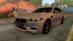 BMW M5 F10 Nighthawk
