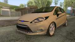 Ford Fiesta Trend pour GTA San Andreas