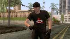 SecuroServ Skin 2 pour GTA San Andreas