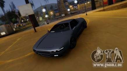 Infernus Rocket Bunny v2 by zveR für GTA San Andreas