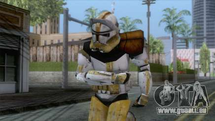 Star Wars JKA - Commander Bly Skin pour GTA San Andreas