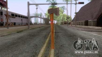 GTA 5 - Hatchet für GTA San Andreas