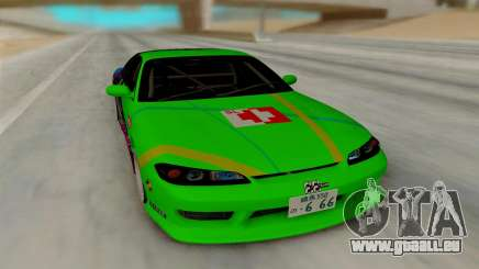Nissan Silvia pour GTA San Andreas