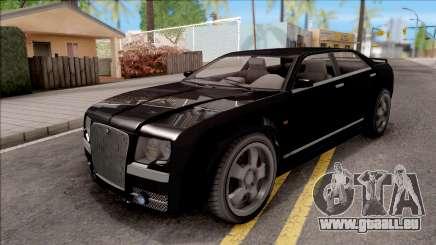 GTA IV Schyster PMP 600 IVF für GTA San Andreas