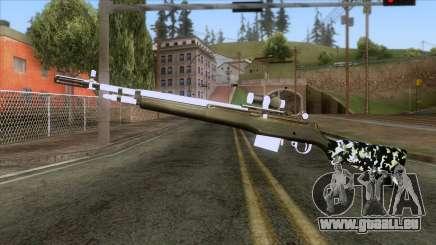 De Armas Cebras - Rifle für GTA San Andreas