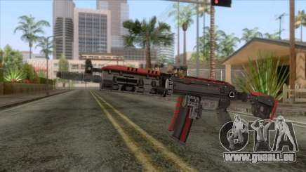 AK-117 Assault Rifle für GTA San Andreas