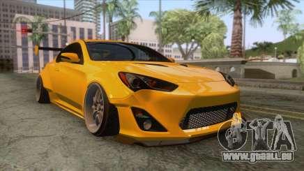 Hyundai Genesis GT Sport Concept 2013 für GTA San Andreas