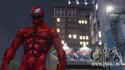 Carnage (Marvel Future Fight) [ADD-ON] 2.0 pour GTA 5