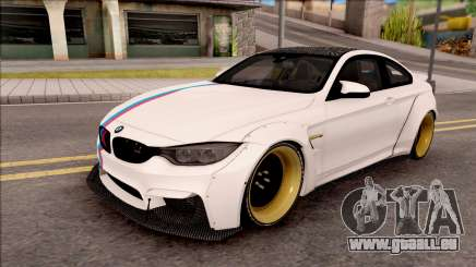 BMW M4 LB Walk für GTA San Andreas
