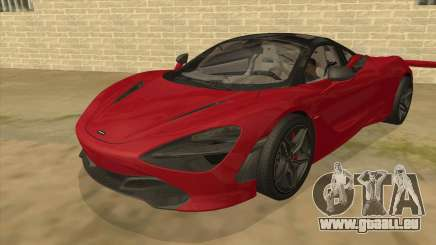 2017 McLaren 720S für GTA San Andreas