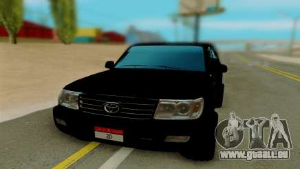 Toyota Land Cruiser 105 pour GTA San Andreas