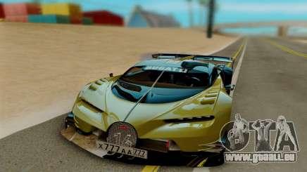Bugatti Vision G für GTA San Andreas