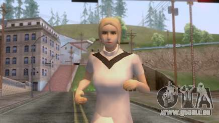 Female Sweater One Piece v5 pour GTA San Andreas