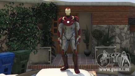 Iron Man Mark 47 1.3 für GTA 5