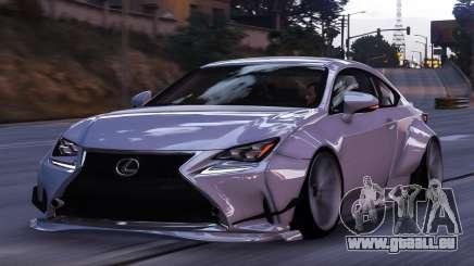 Lexus RC350 Rocket Bunny pour GTA 5