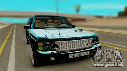 Land Rover Range Rover Supercharged pour GTA San Andreas