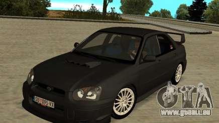 Subaru Impreza WRX STi für GTA San Andreas