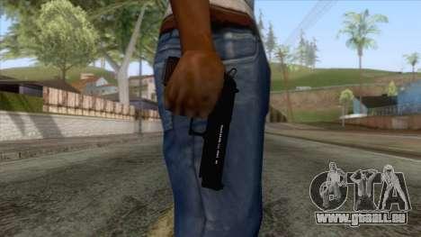GTA 5 - Pistol für GTA San Andreas