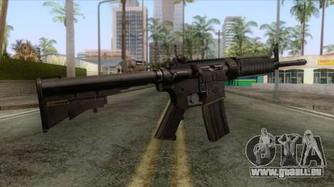 Colt Commando Carbine für GTA San Andreas dritten Screenshot
