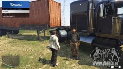 GTA 5 DLC Weapons Dealer 1.0 dritten Screenshot
