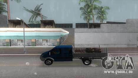 Iveco Daily Mk4 für GTA Vice City