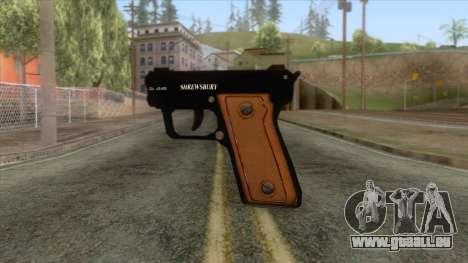 GTA 5 - SNS Pistol pour GTA San Andreas