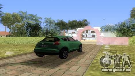 Nissan Juke für GTA Vice City