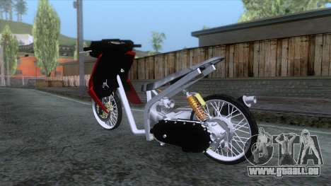 Honda Vario 110cc für GTA San Andreas rechten Ansicht