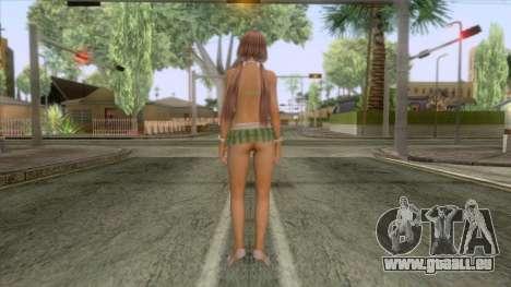 Naotoria Race Queen Skin pour GTA San Andreas