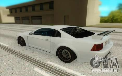 Saleen S281 pour GTA San Andreas