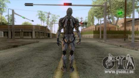 Injustice 2 - Cyborg pour GTA San Andreas