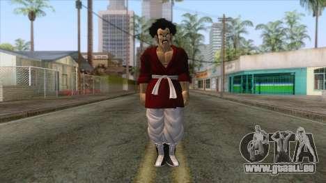 Dragon Ball - Mr. Satan Skin pour GTA San Andreas