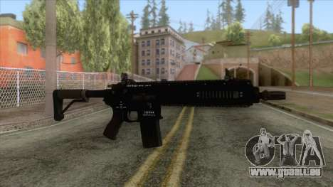 GTA 5 - Carbine Rifle für GTA San Andreas