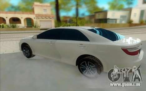 Toyota Camry v55 für GTA San Andreas