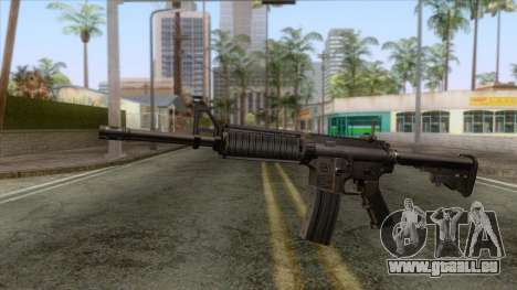 Colt Commando Carbine für GTA San Andreas zweiten Screenshot