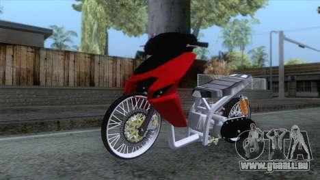 Honda Vario 110cc für GTA San Andreas