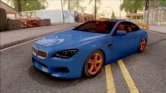 BMW M6 Coupe pour GTA San Andreas