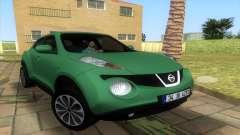 Nissan Juke pour GTA Vice City