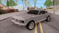 Ford Mustang Fastback 1968 pour GTA San Andreas