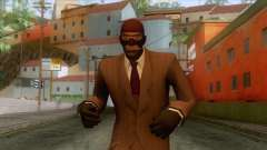 Team Fortress 2 - Spy Skin v2 für GTA San Andreas
