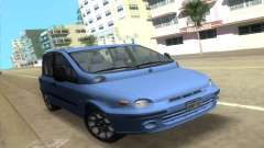 Fiat Multipla für GTA Vice City