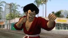 Dragon Ball - Mr. Satan Skin für GTA San Andreas