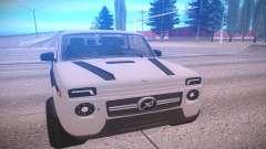 Lada 4x4 pour GTA San Andreas