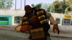 Team Fortress 2 - Demo Skin v1 pour GTA San Andreas