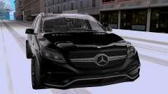 Mercedes-Benz GLE63 AMG Wagon für GTA San Andreas
