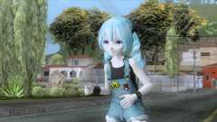 Happy Miku Skin pour GTA San Andreas