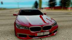 BMW 760 Li pour GTA San Andreas