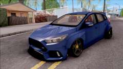 Ford Focus RS 2017 Fifteen52 Bodykits für GTA San Andreas