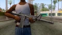 Colt Commando Carbine für GTA San Andreas
